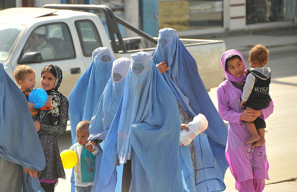 В Афганистане выросло число женщин с психическими расстройствами
