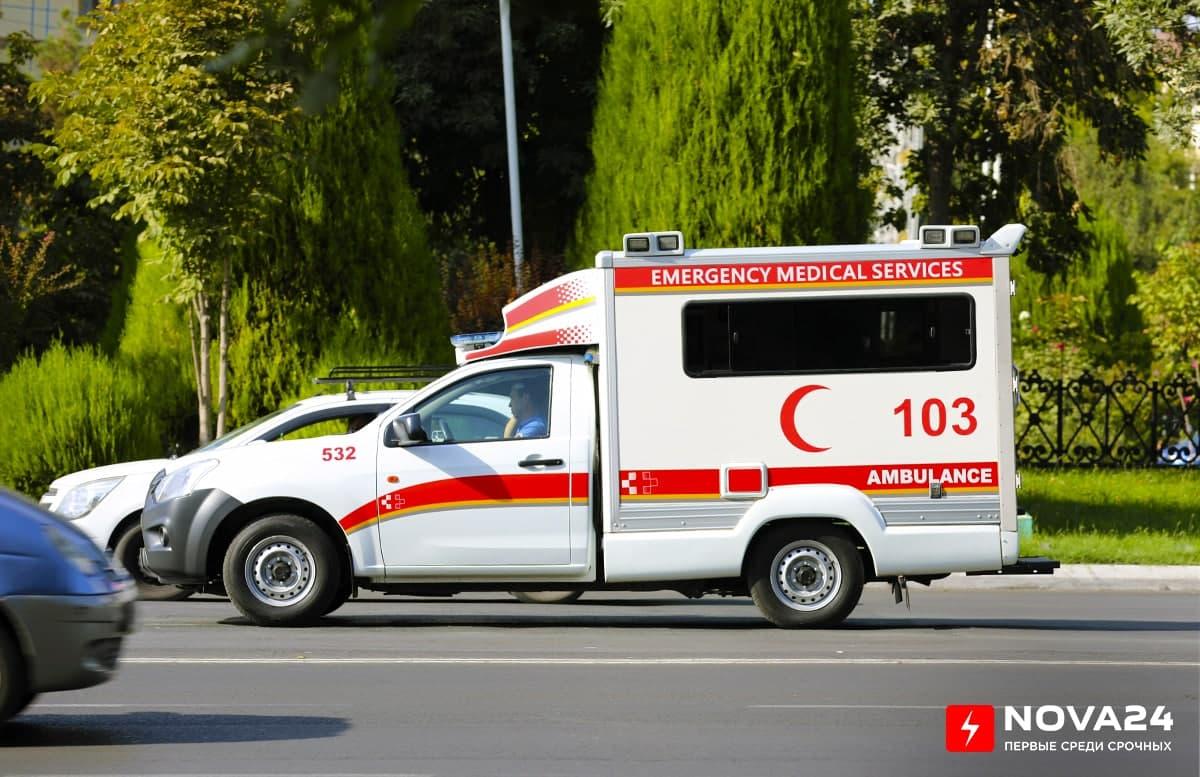 В Андижане пьяный родственник пациента избил врача скорой