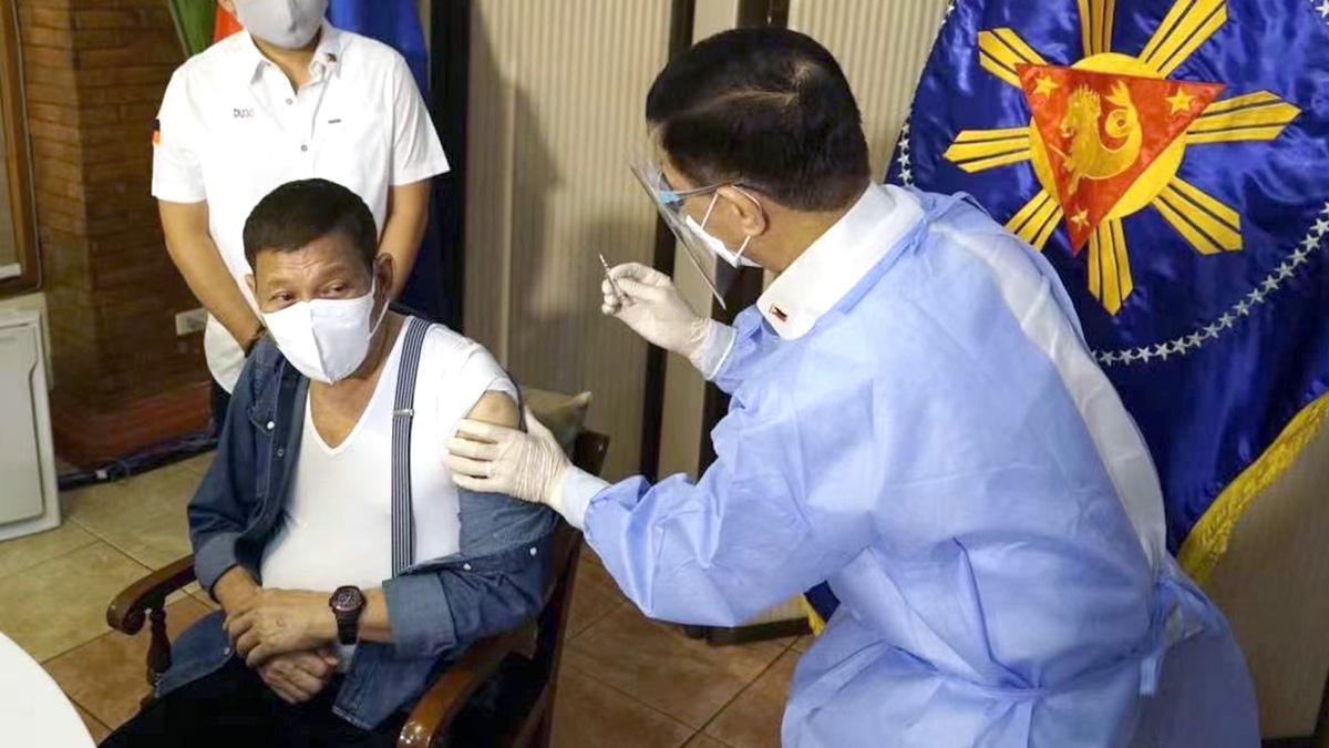 Филиппинский лидер предложил проникать в дома людей и прививать их во сне от COVID-19