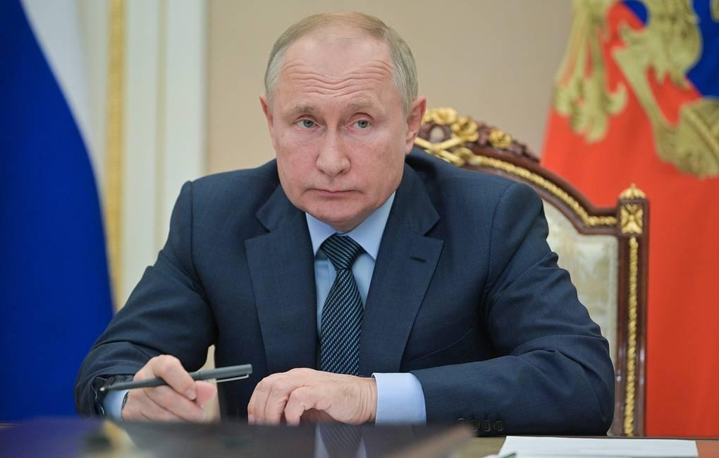 Террористы могут начать экспансию в соседние страны, — Путин