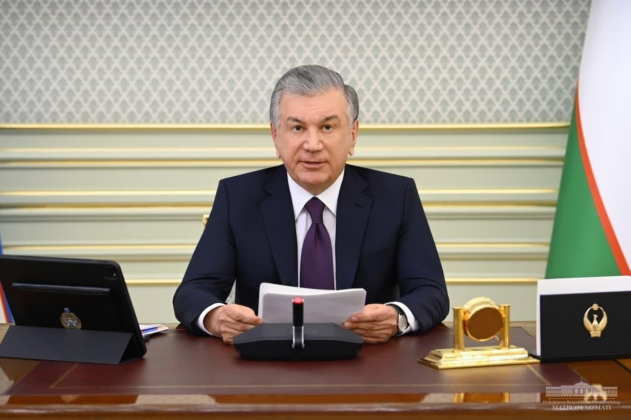 Шавкат Мирзиёев принял участие в саммите Евразийского экономического союза