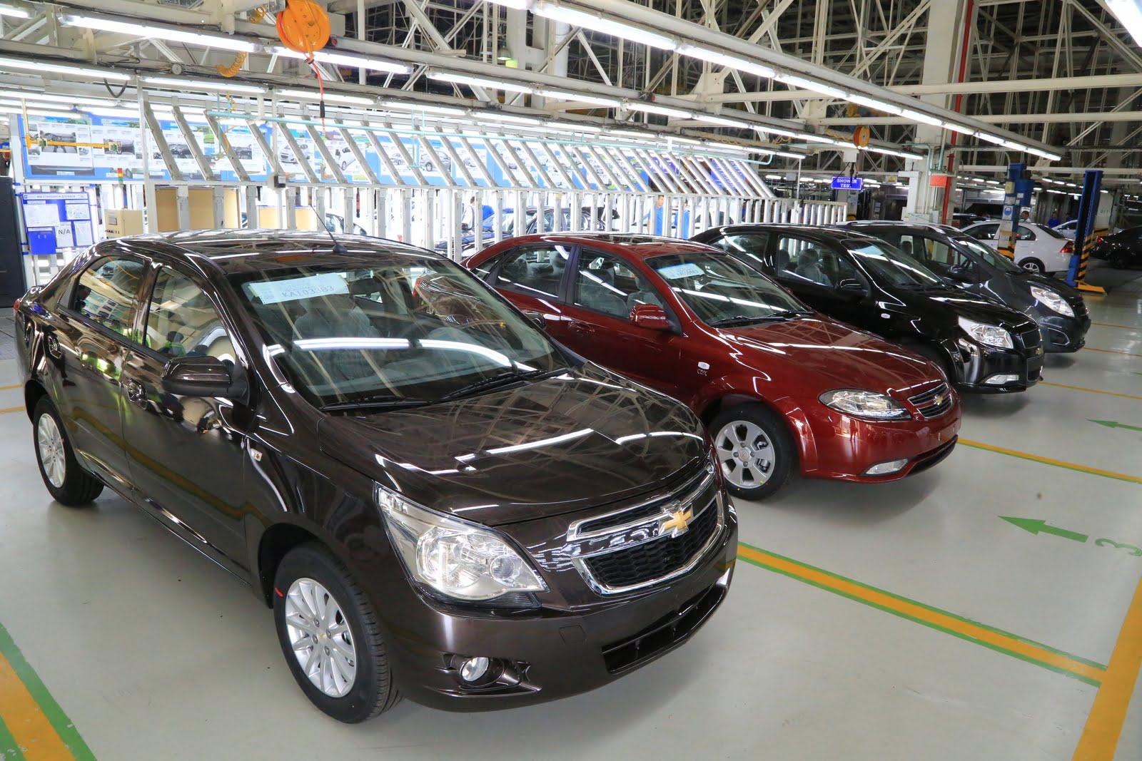 UzAuto Motors предложила покупателям Cobalt получить авто без модуля обогрева сидений