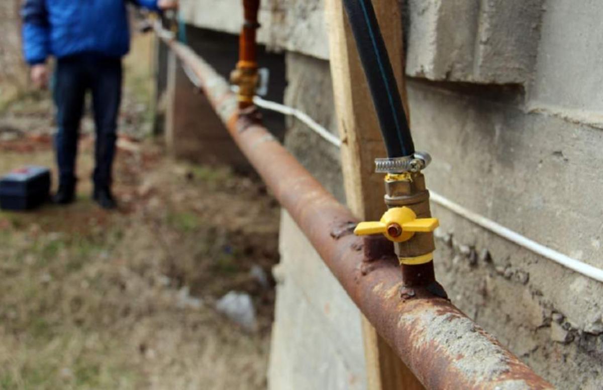 Минэнерго заявило о возможных перебоях в подаче газа из-за хищений