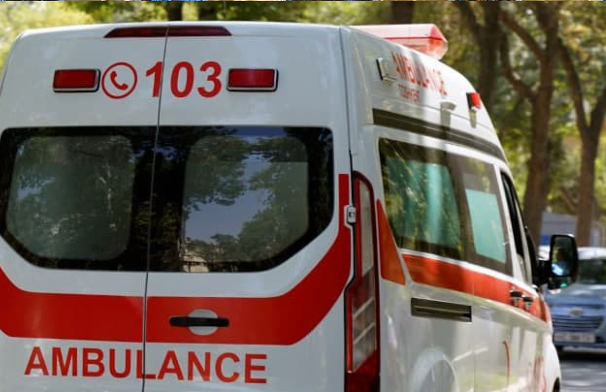 В Самарканде Nexia уходила от столкновения и сбила девятилетнего школьника