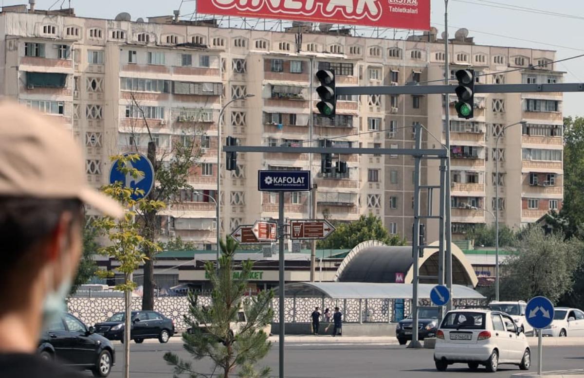 Выяснились результаты развития Ташкента за пять лет
