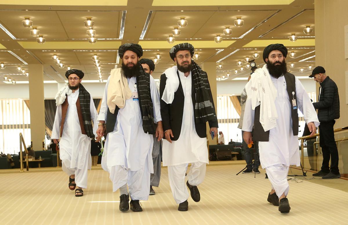 Выяснилась тема предстоящих переговоров талибов в Москве