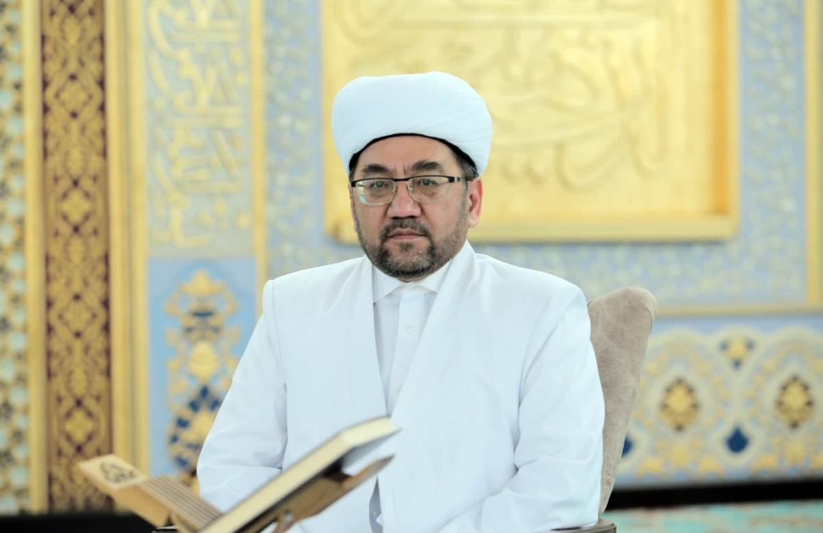 В Узбекистане избрали нового муфтия