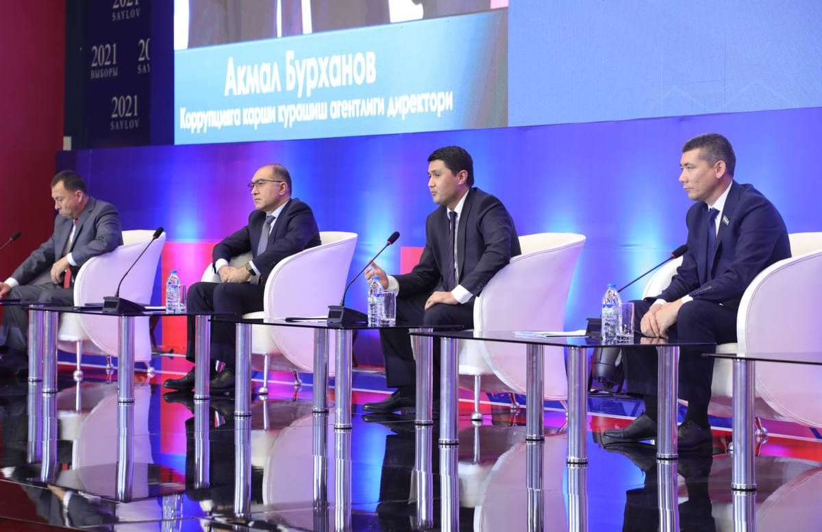 Председатель Агентства по противодействию коррупции прокомментировал работу хокимиятов