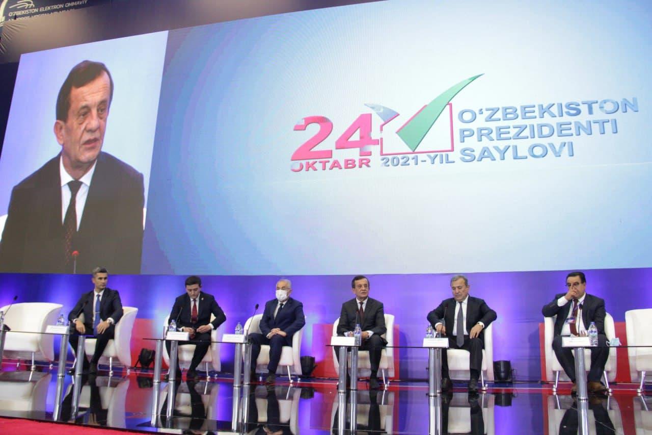 В Узбекистане организован Международный медиахолл для освещения президентских выборов