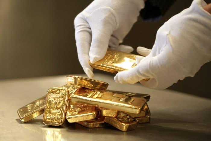 Золотовалютные резервы республики подешевели