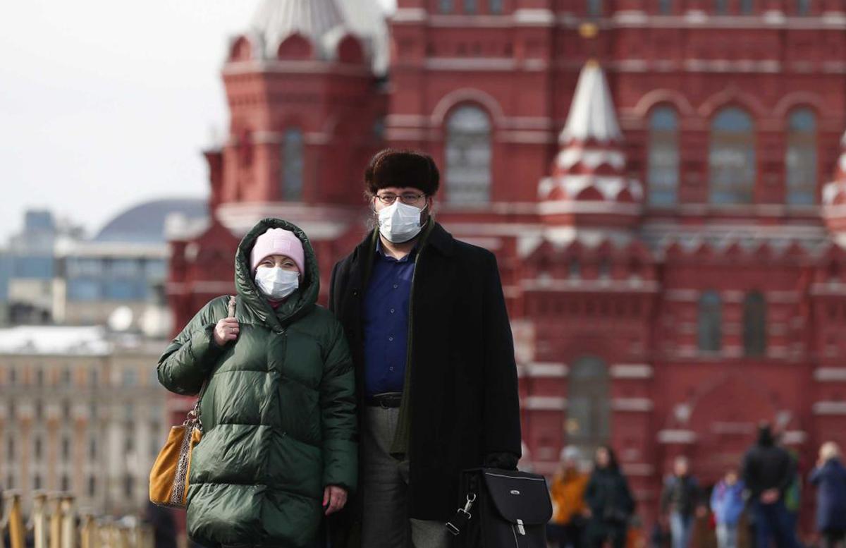 Москва перешла на временный локдаун