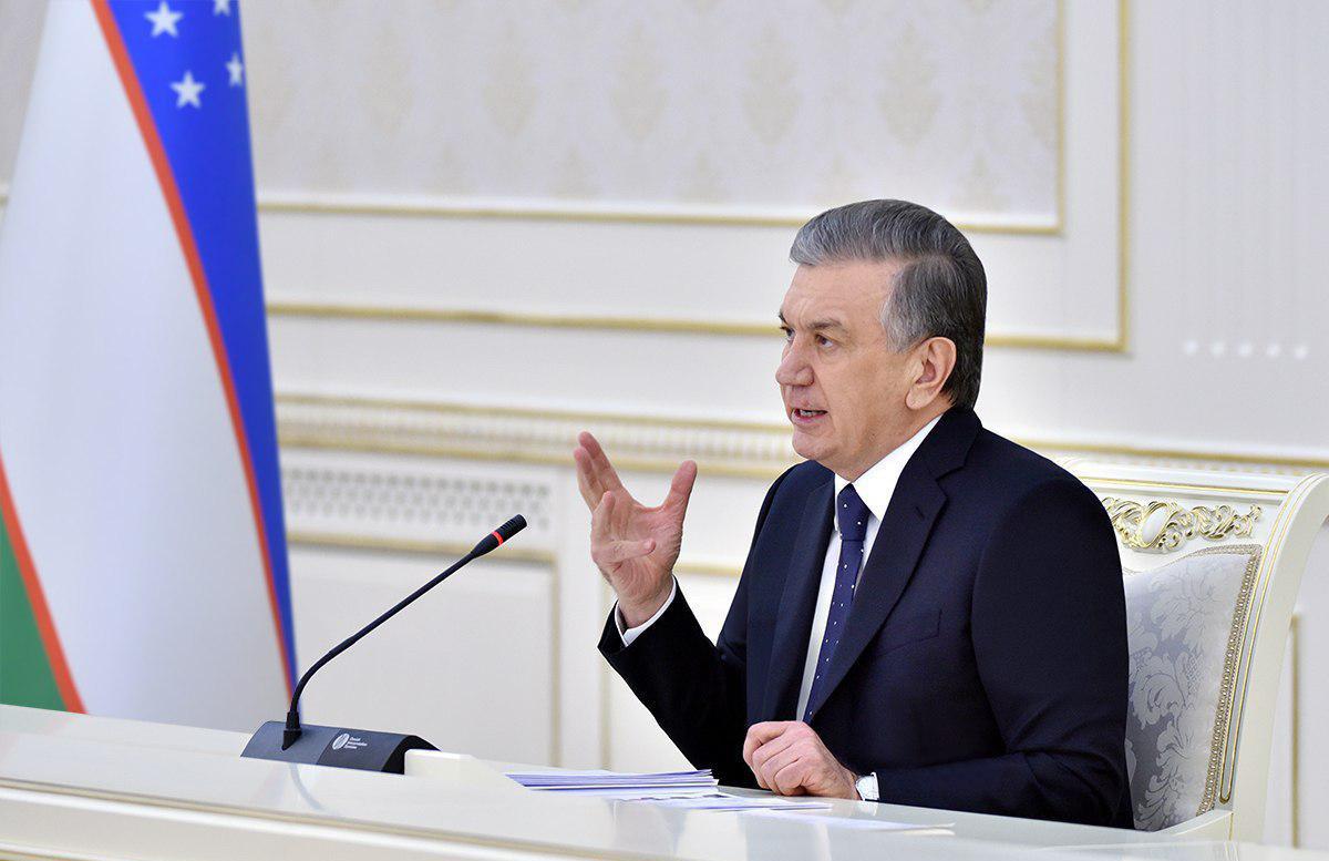 «Мы доставляем вакцину в страну с большим трудом», — Шавкат Мирзиёев