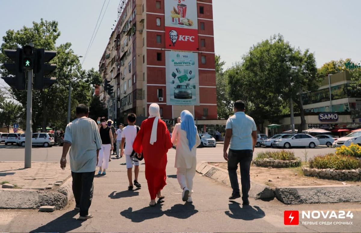 За полгода в Ташкенте оштрафовали более 55 тысяч пешеходов за нарушения ПДД