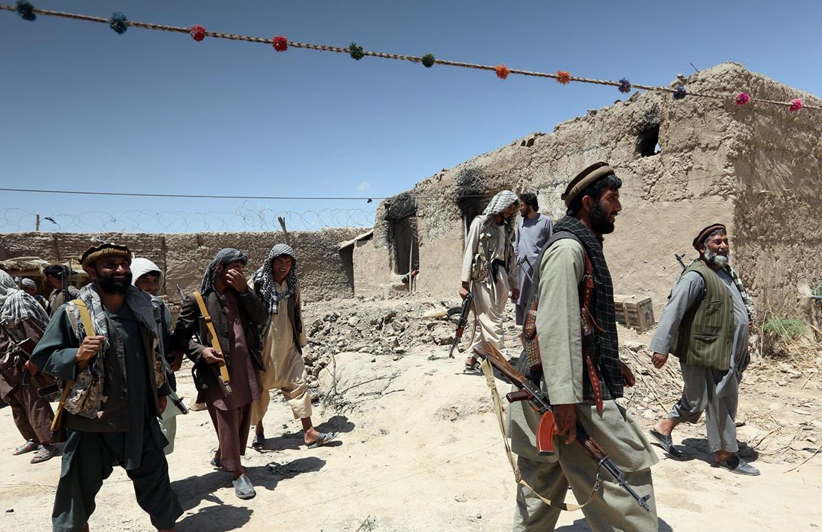 Россия заявила о готовности оказать помощь странам Центральной Азии в связи с эскалацией афганского кризиса