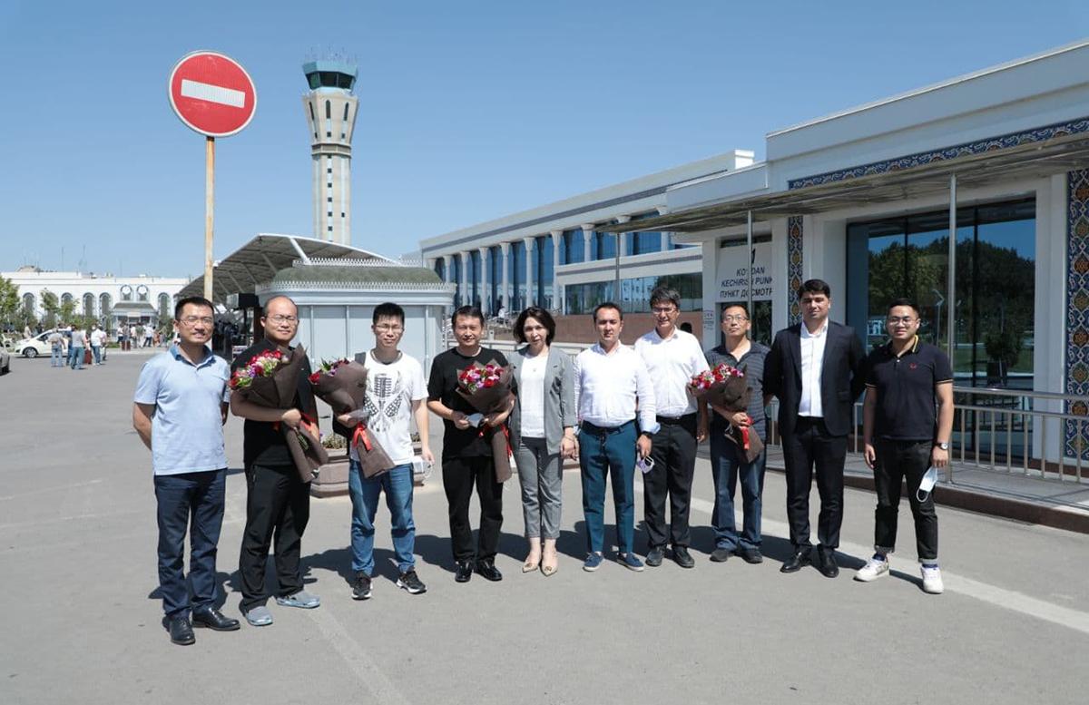 В Узбекистане планируют наладить производство узбекско-китайской вакцины ZF-UZ-VAC2001