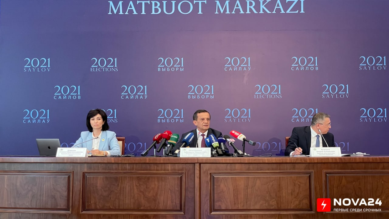 В Узбекистане определили официальную дату президентских выборов