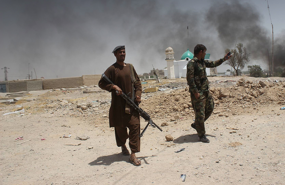 Талибы пригрозили Америке последствиями за нанесённые на юге Афганистана авиаудары