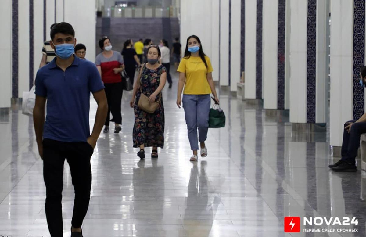 В Узбекистане ещё 77 тысяч человек привились от коронавируса — статистика