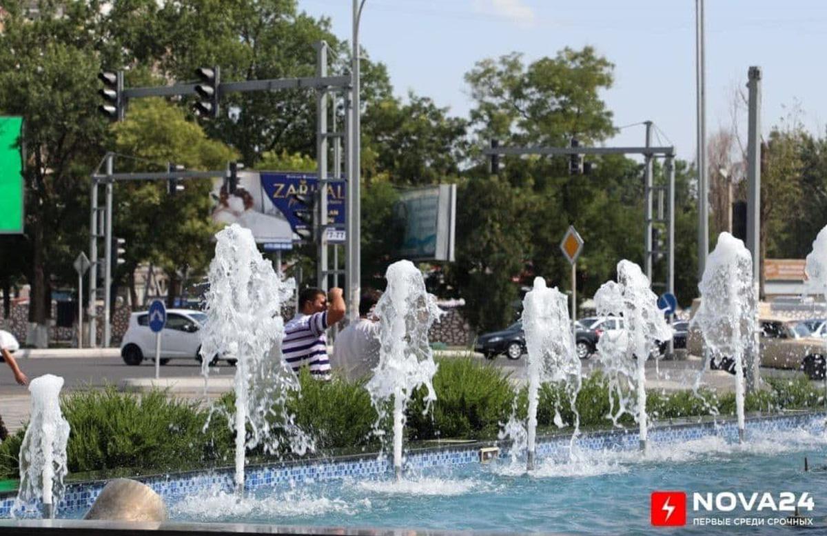 На Узбекистан снова надвигается аномальная жара