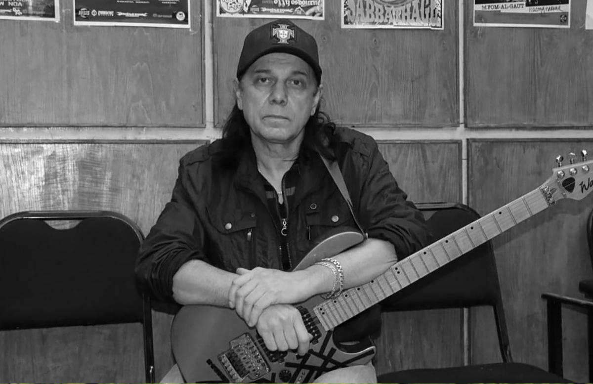 На 61 году жизни умер известный ташкентский гитарист Игорь Савич