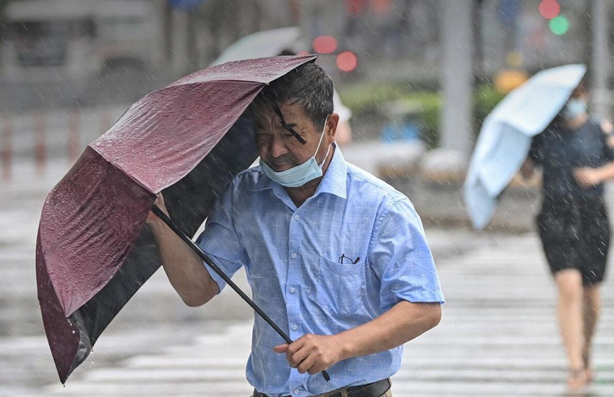 Олимпийские игры оказались под угрозой переноса из-за приближения тайфуна