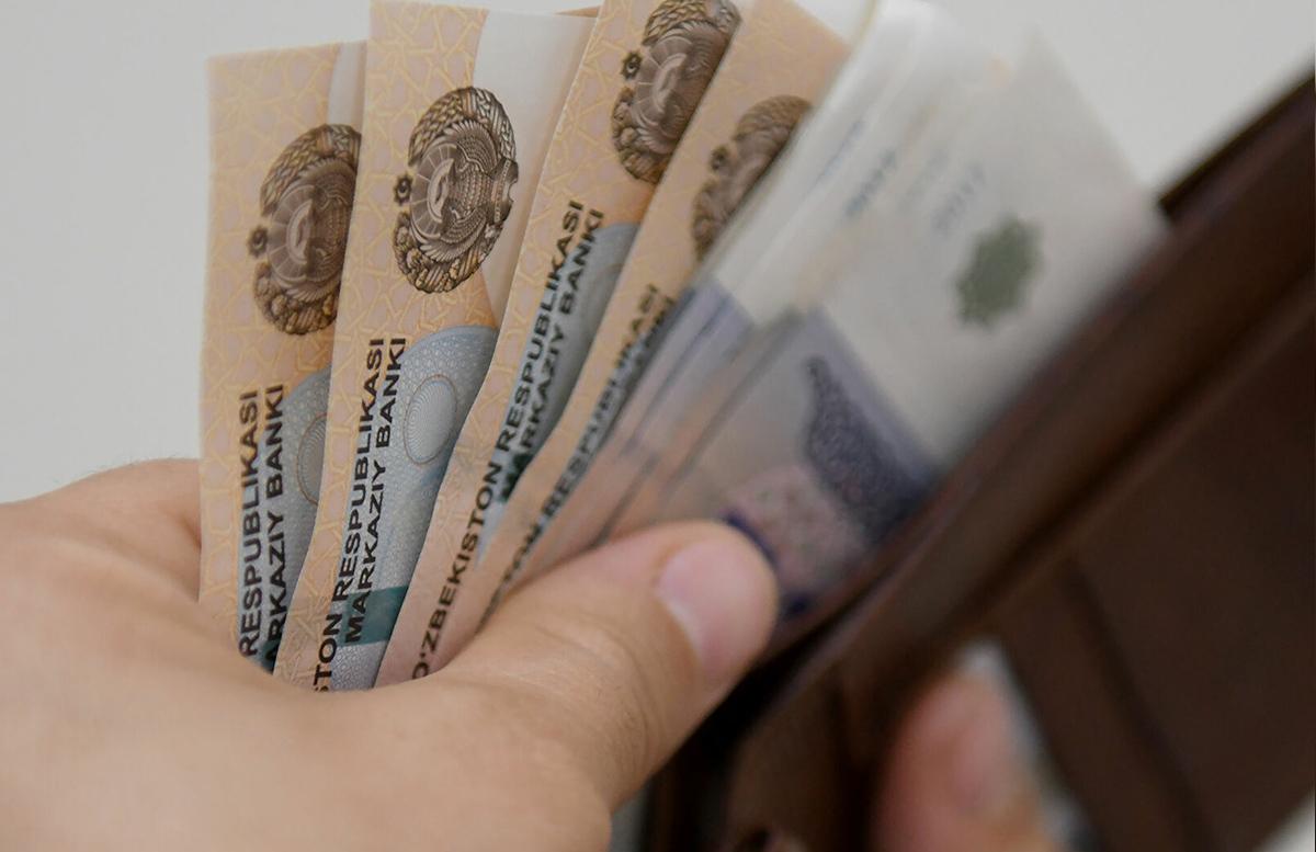 Госкомстат посчитал среднемесячную зарплату узбекистанцев
