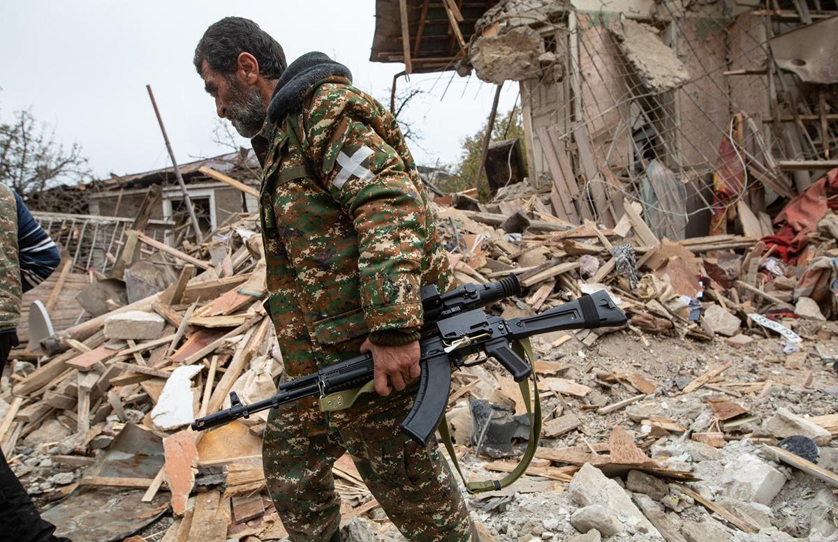 Армения создаст комиссию по расследованию Карабахской войны
