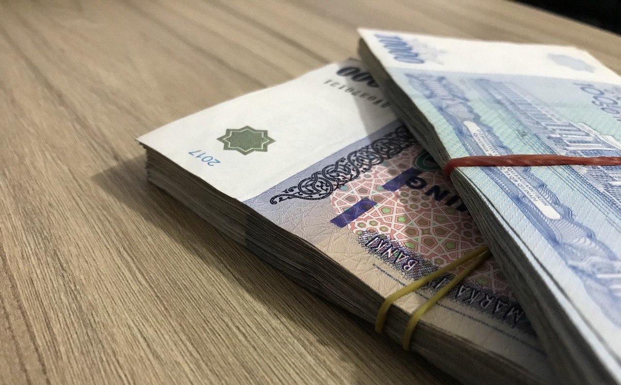 Объем доходов бюджета Узбекистана увеличился более чем на 100%