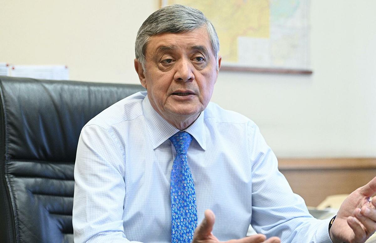 Вооруженные силы Узбекистана смогут противостоять Афганским группировкам, — Замир Кабулов