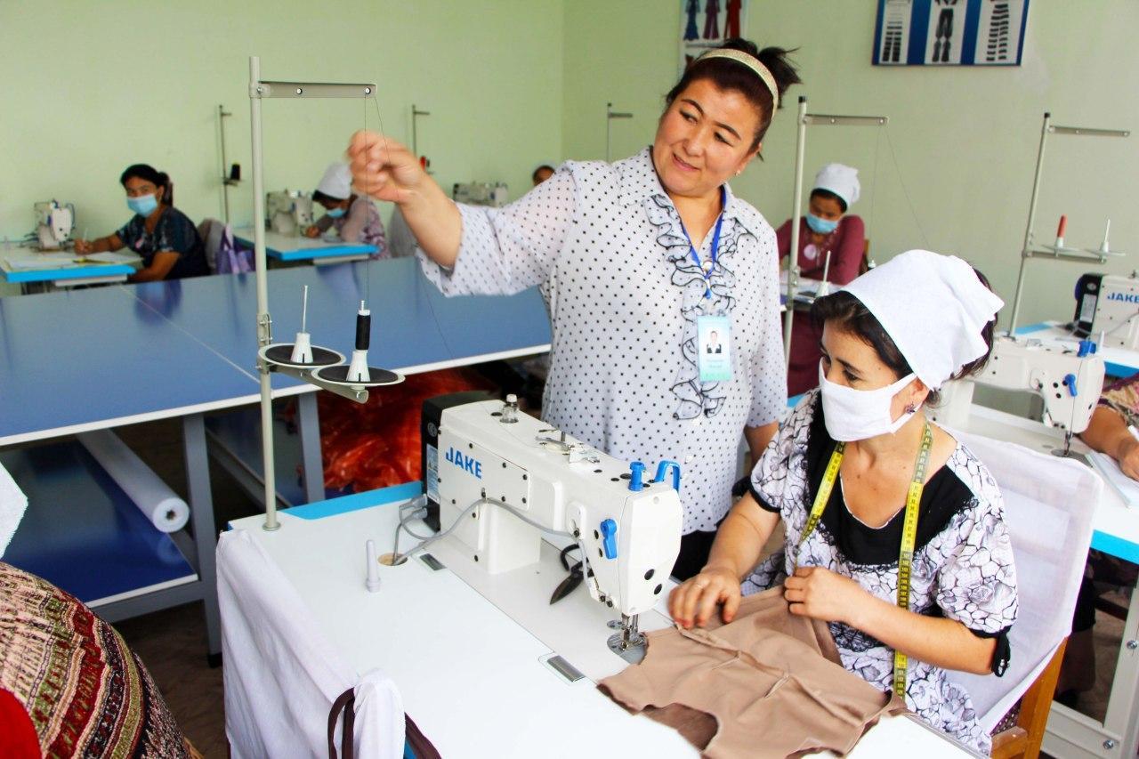 Япония финансово поможет узбекистанкам с бизнесом