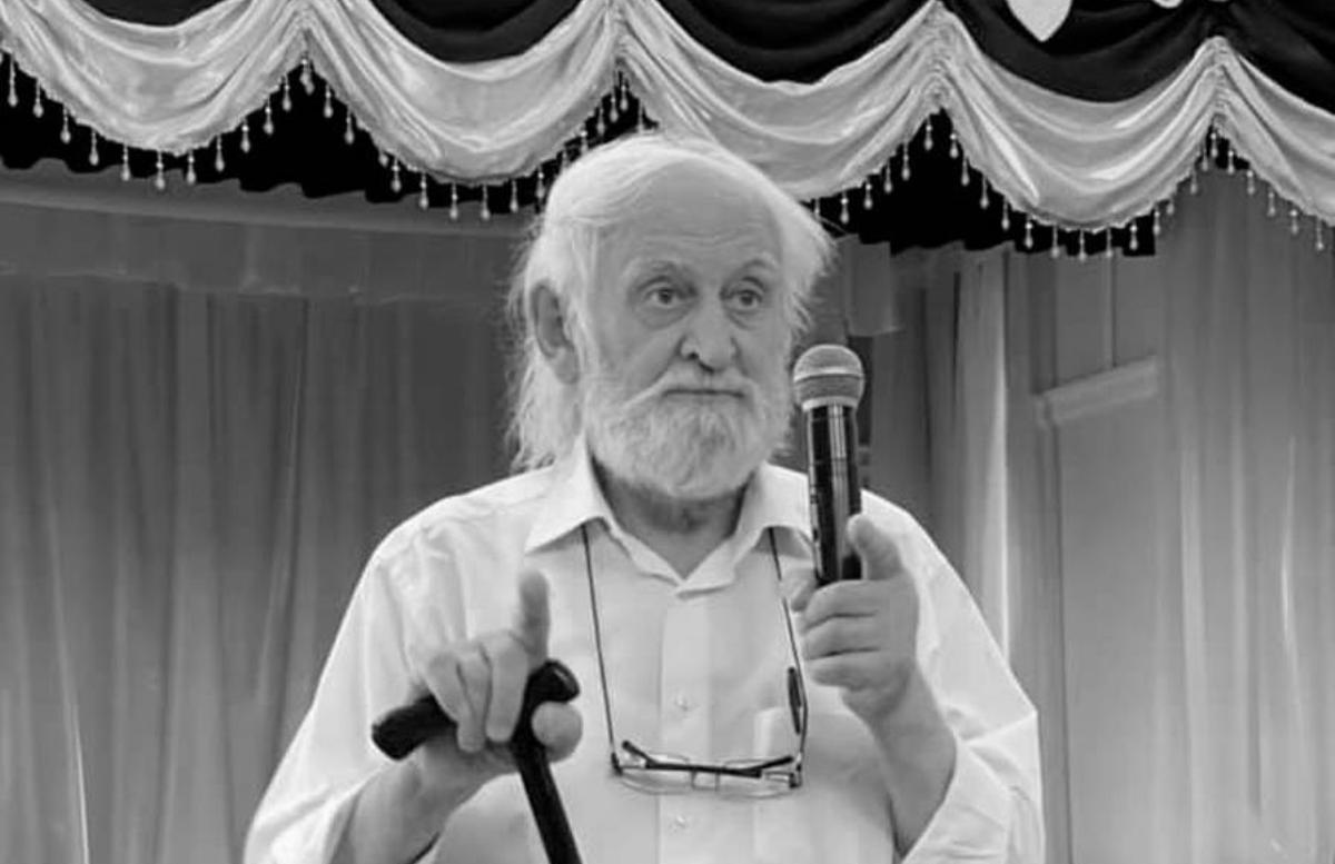 На 85 году жизни скончался архитектор Серго Сутягин