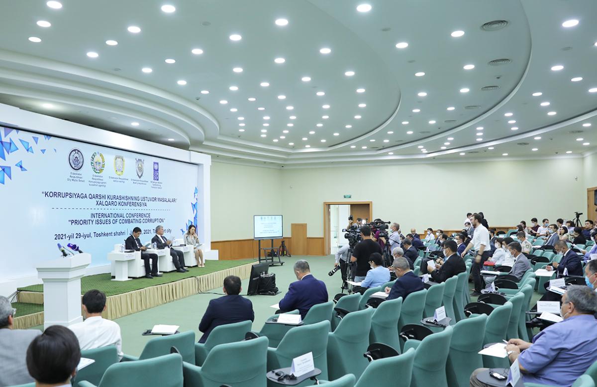 В Узбекистане усиленно возьмутся за борьбу с коррупцией