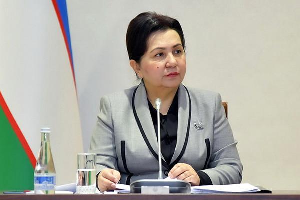 Председатель Сената выразила обеспокоенность ростом преступлений в отдельных махаллях