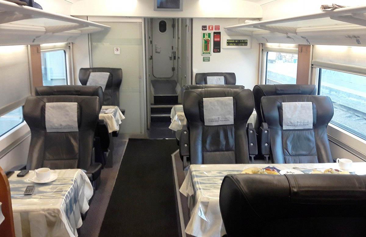 В поездах Afrosiyob увеличат количество посадочных мест