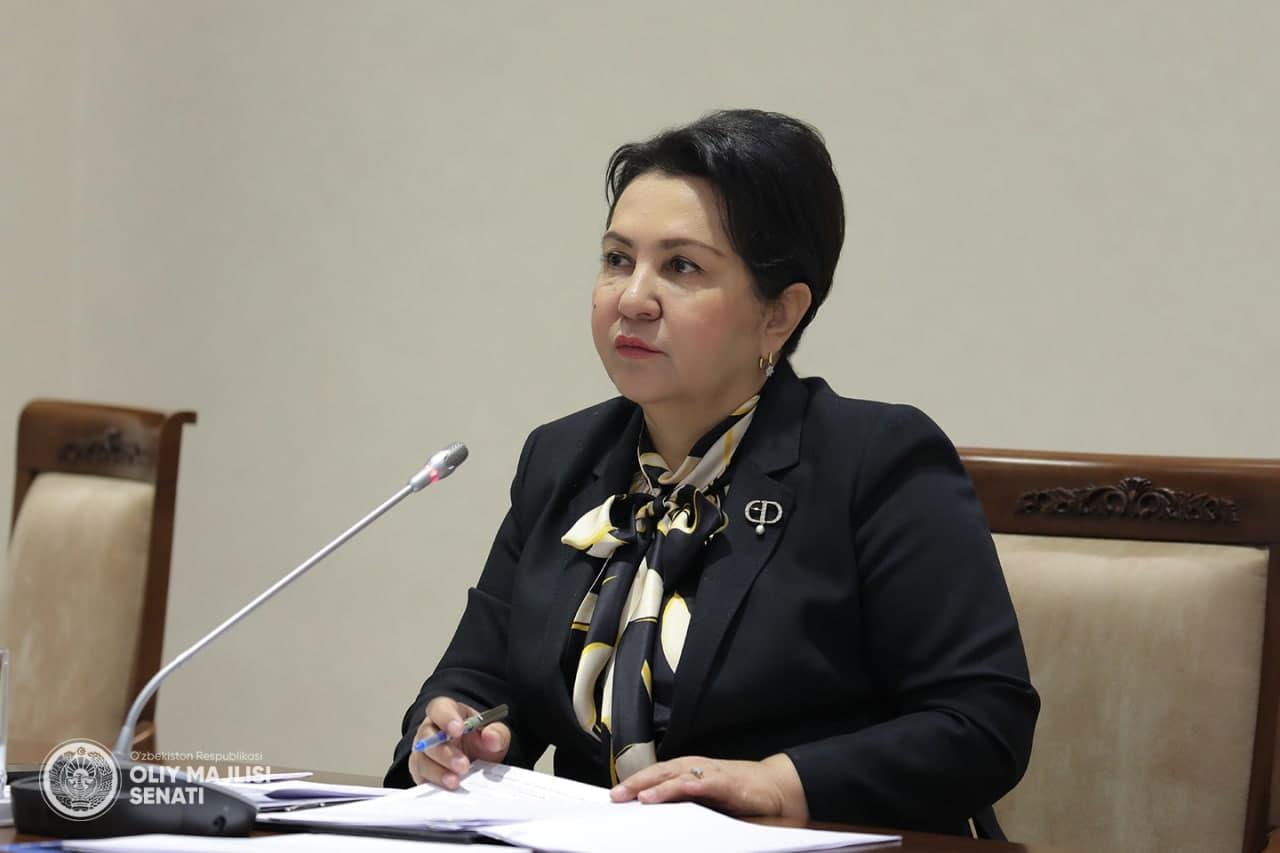 «К 30-летию нашей независимости стартовал большой проект», — Танзила Нарбаева