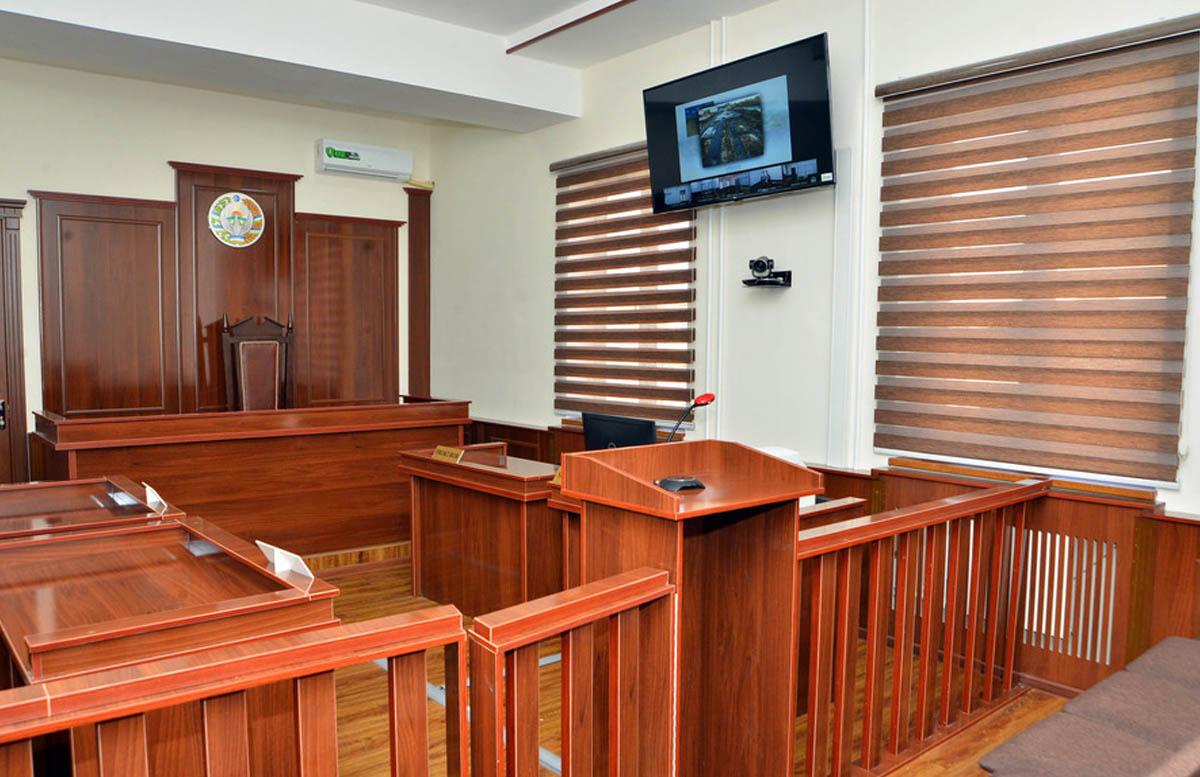 В Узбекистане на судебных заседаниях теперь разрешена съемка