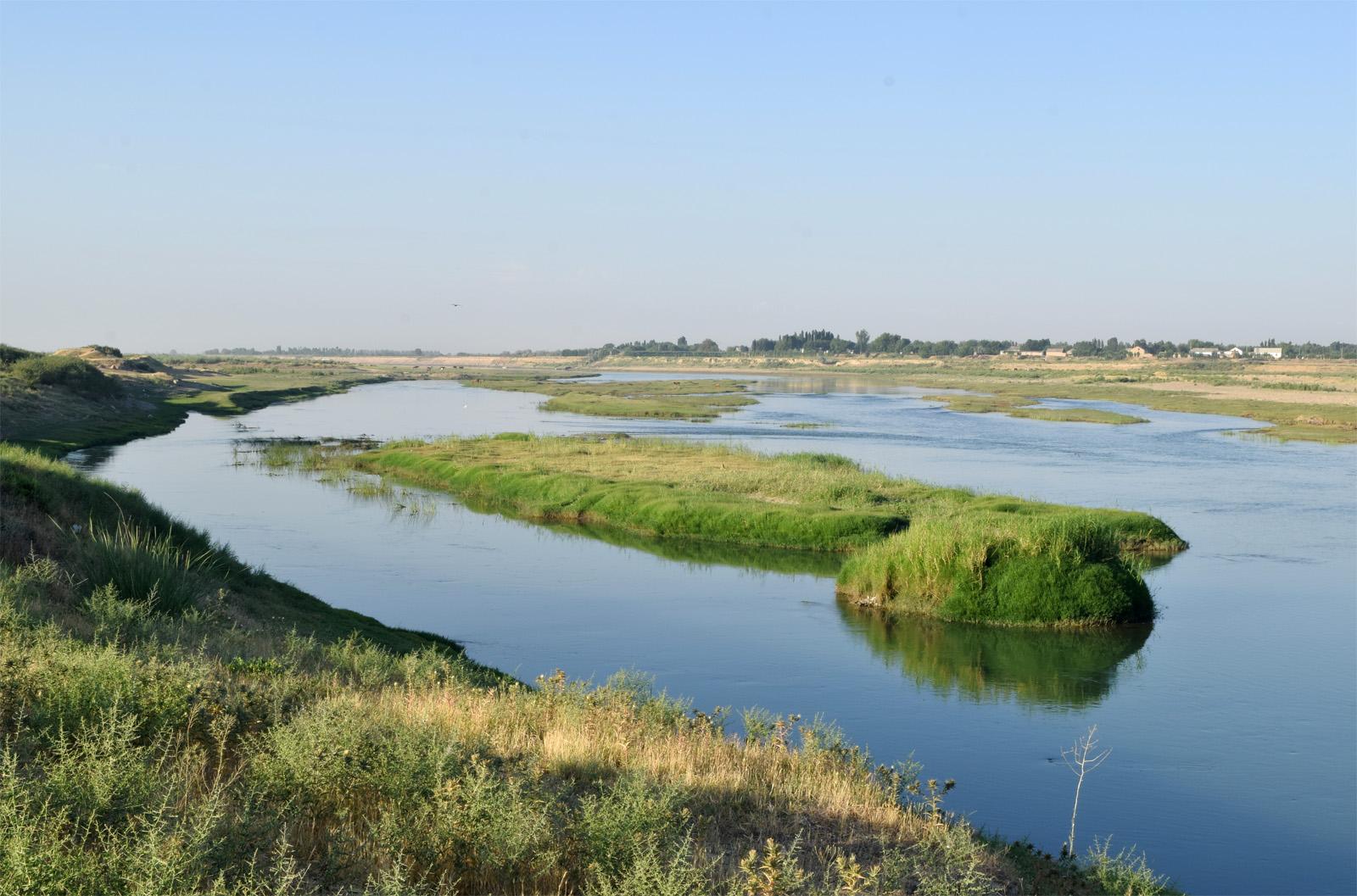 Таджикистан может поучаствовать в улучшении качества сырдарьинской воды