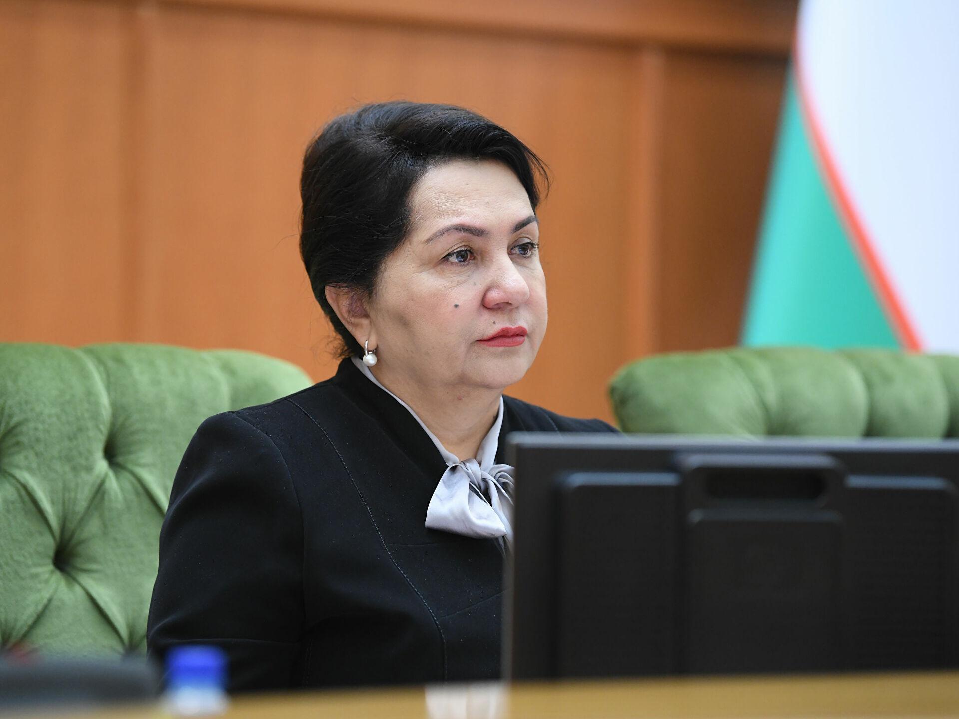 «Мы с вами живем в период необратимых реформ», — Танзила Нарбаева