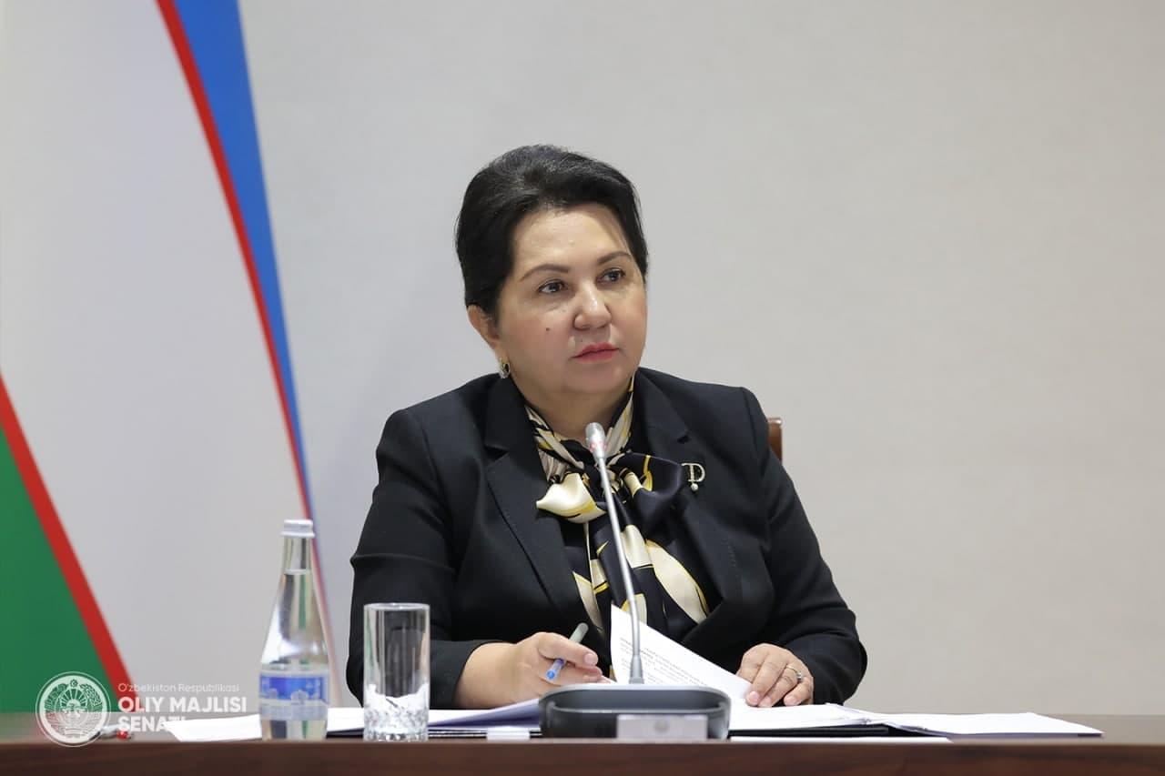 «Общение с общественностью стало основным источником важных решений», — Танзила Нарбаева