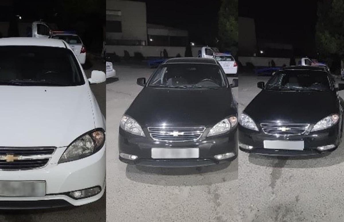 В Ташкенте наказали трех автомобилистов за опасное вождение задним ходом