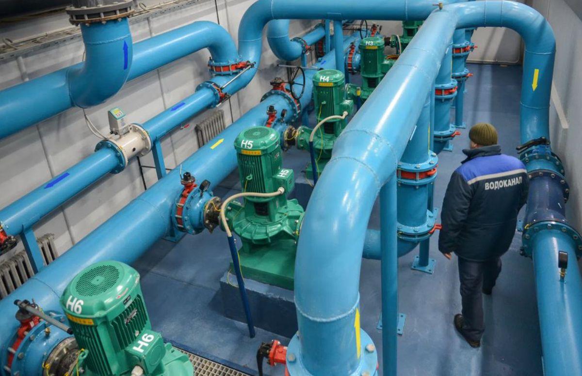 Внешэкономбанк России выделил почти 150 миллионов евро на строительство насосных станций в Узбекистане