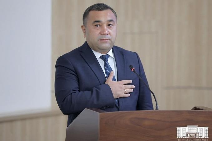 В Алмазарском районе Ташкента назначили нового хокима