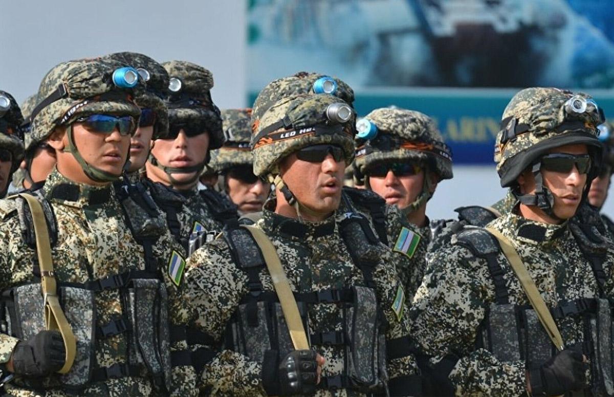 Около 200 военнослужащих Узбекистана прибыли в Таджикистан для участия в совместном учении