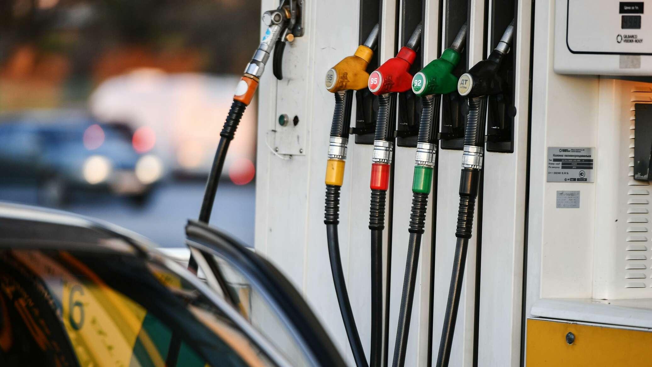 В июле выросли цены на бензин и пропан