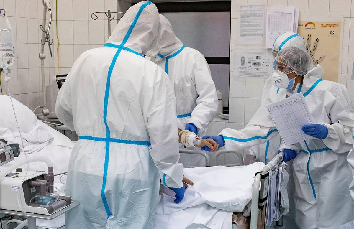 Ученые нашли 40 видов мутаций коронавируса у пациентки с онкологией