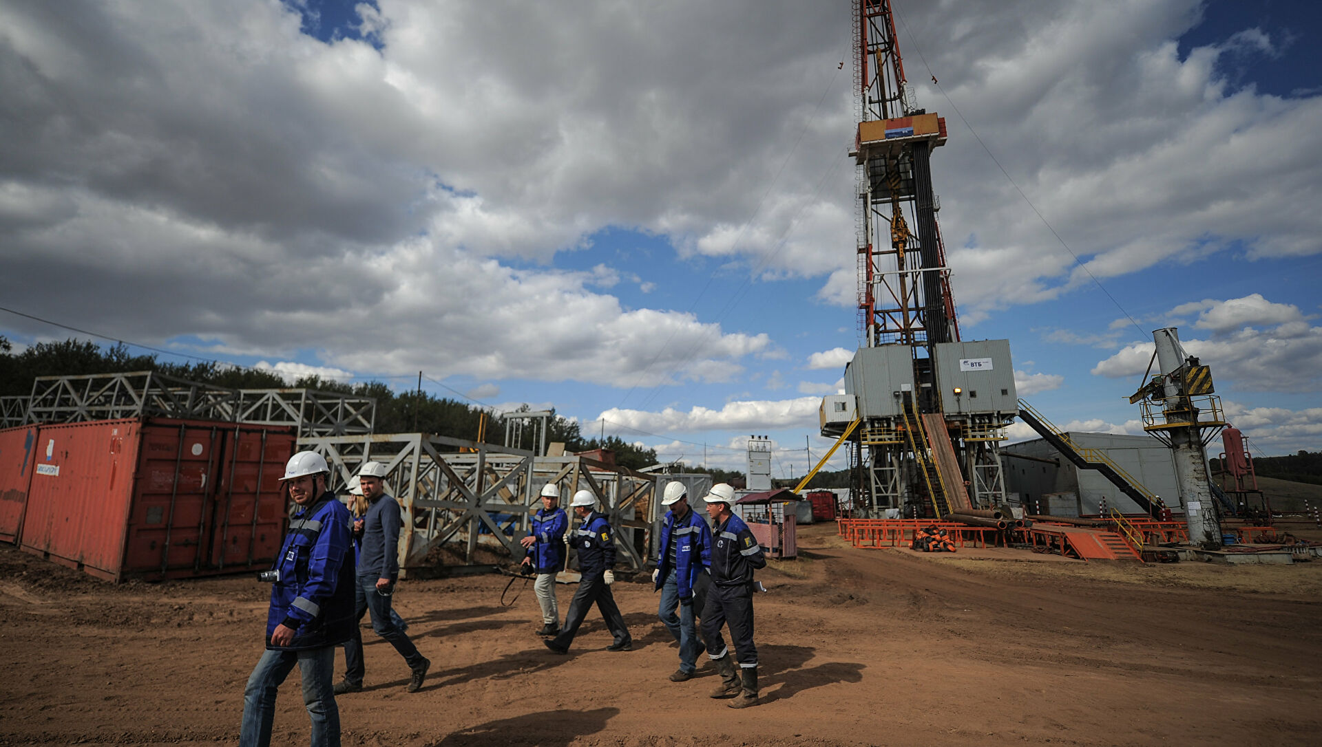 Узбекистан нарастил добычу природного газа