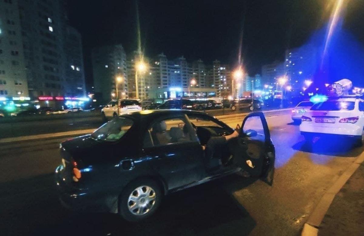 В России пьяный узбекистанец угнал машину и устроил погоню с ДПС
