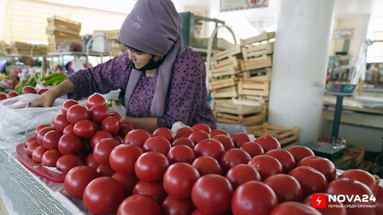 Стал известен лидирующий регион республики по экспорту помидоров