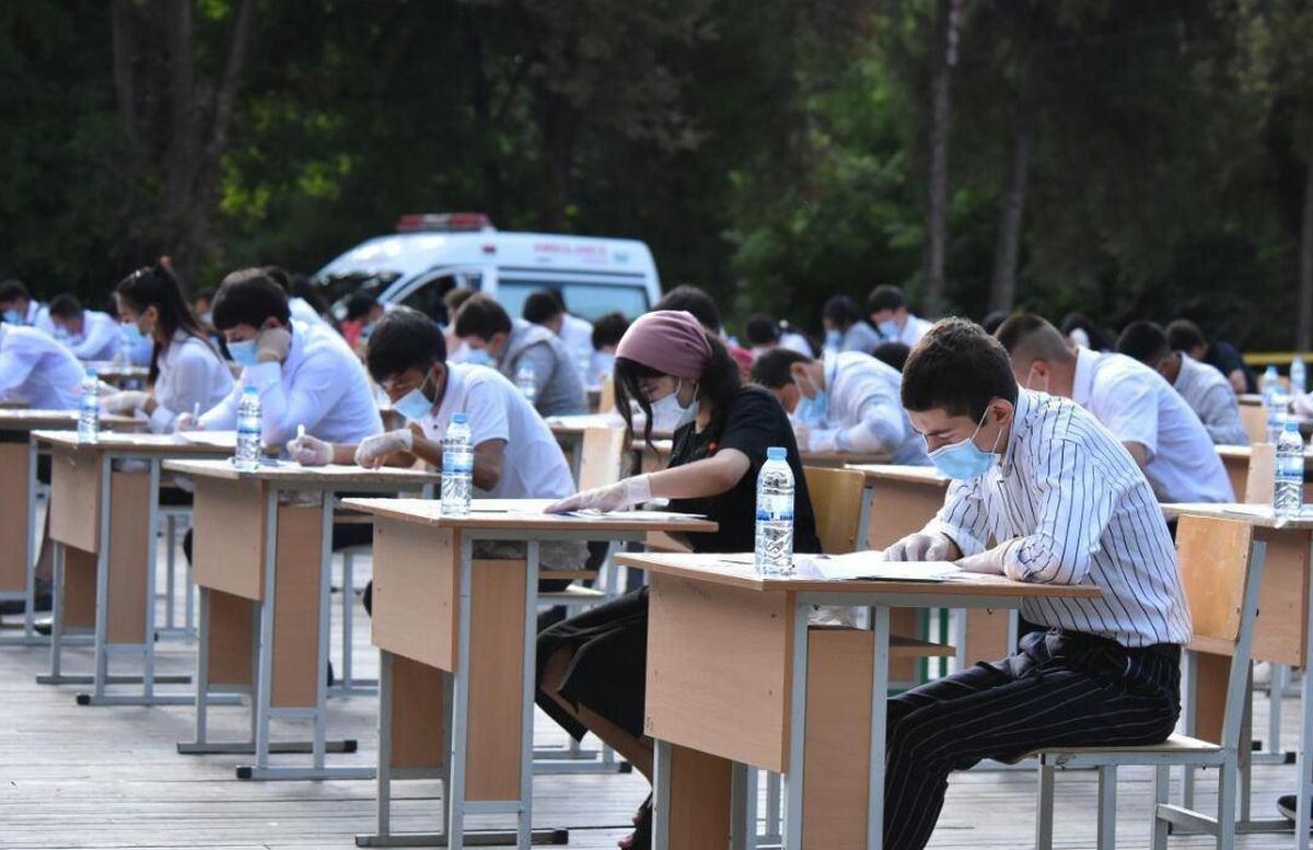 ГЦТ опубликовал список локаций, на которых пройдут экзамены в вузы
