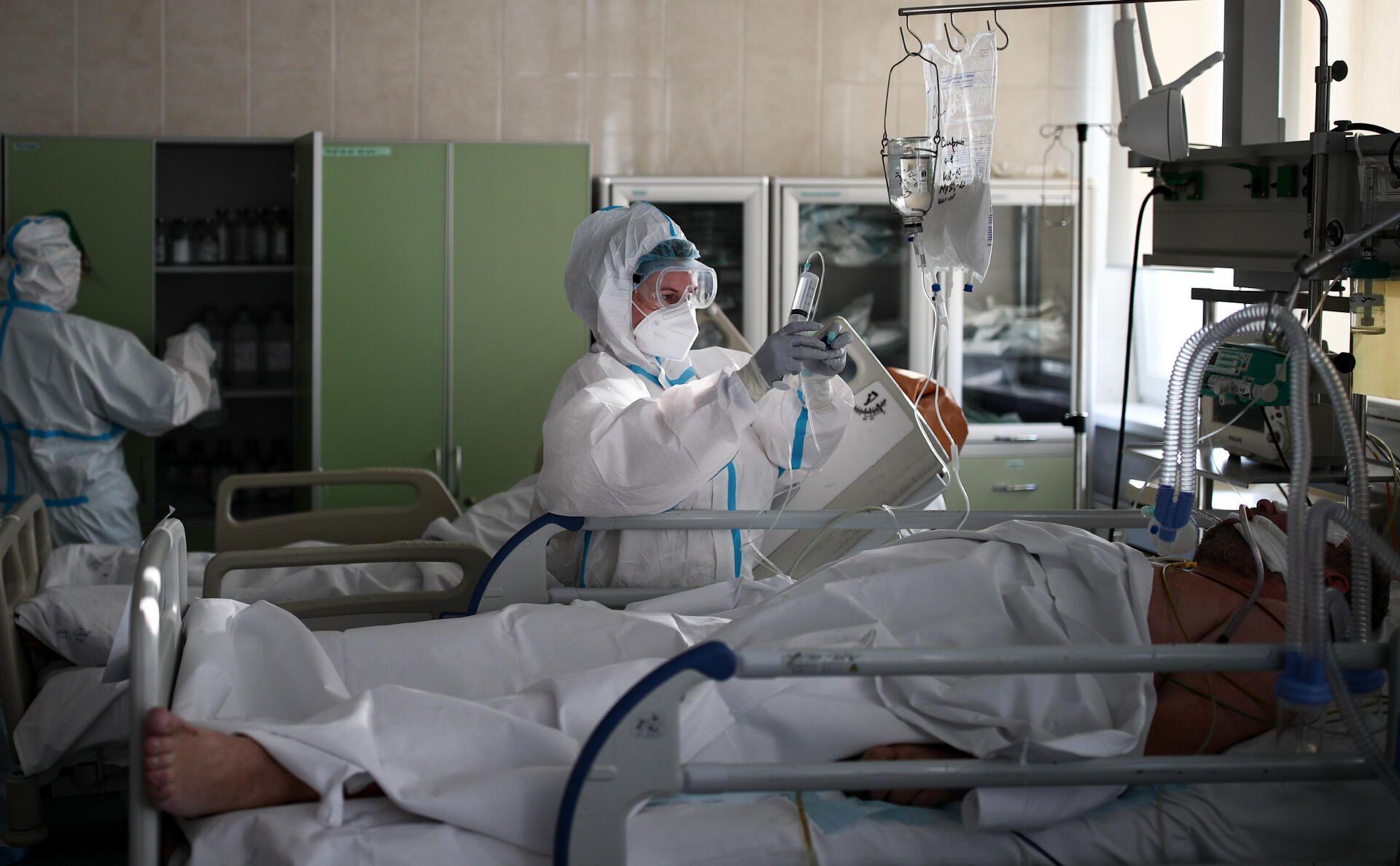У пациентов с коронавирусом в первые две недели значительно возрастает риск инфаркта и инсульта, — швейцарские ученые